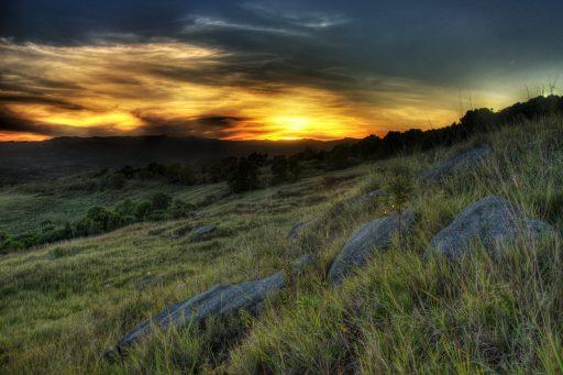 Cross Island Sunset