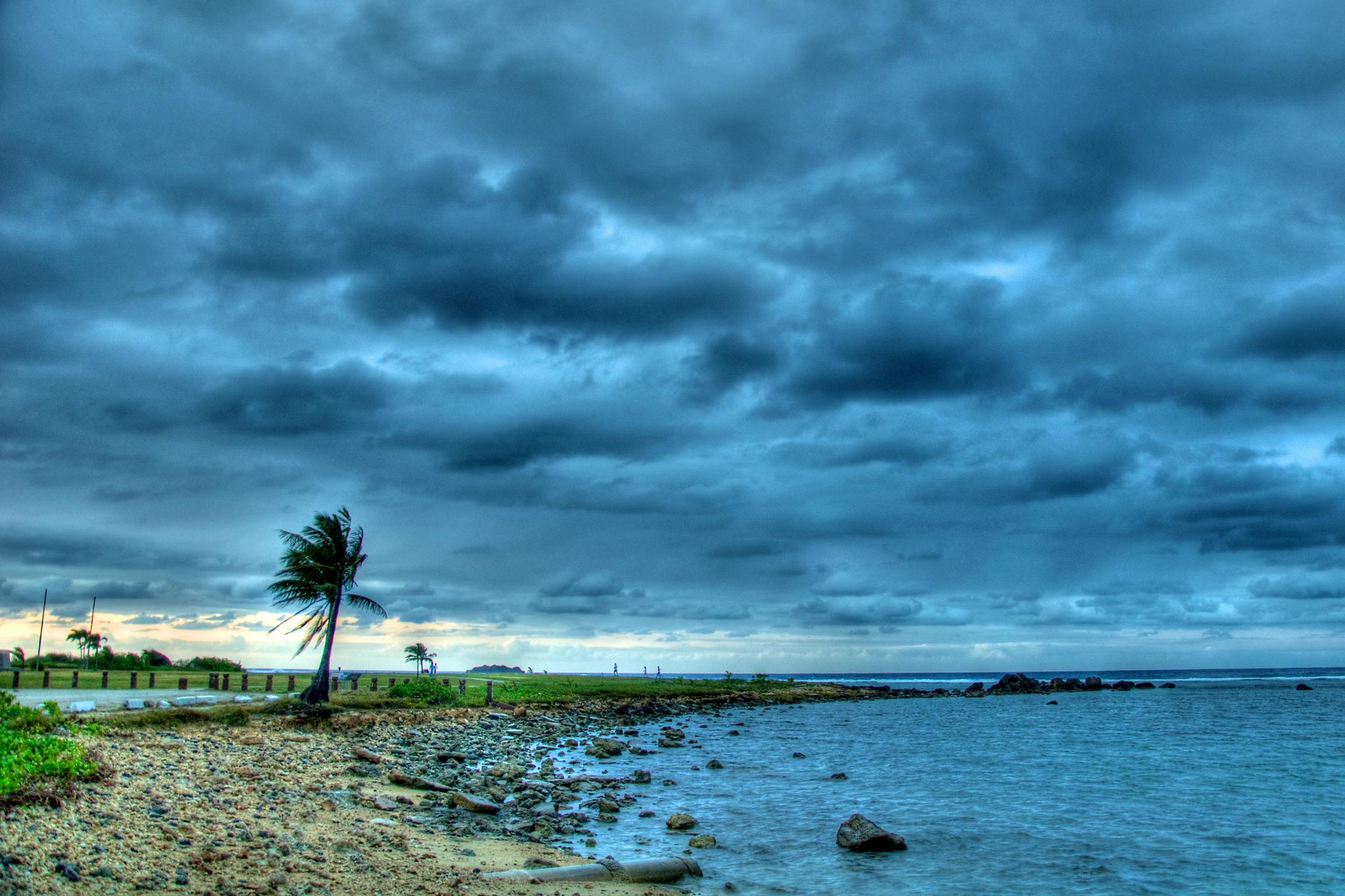 Asan Beach Park