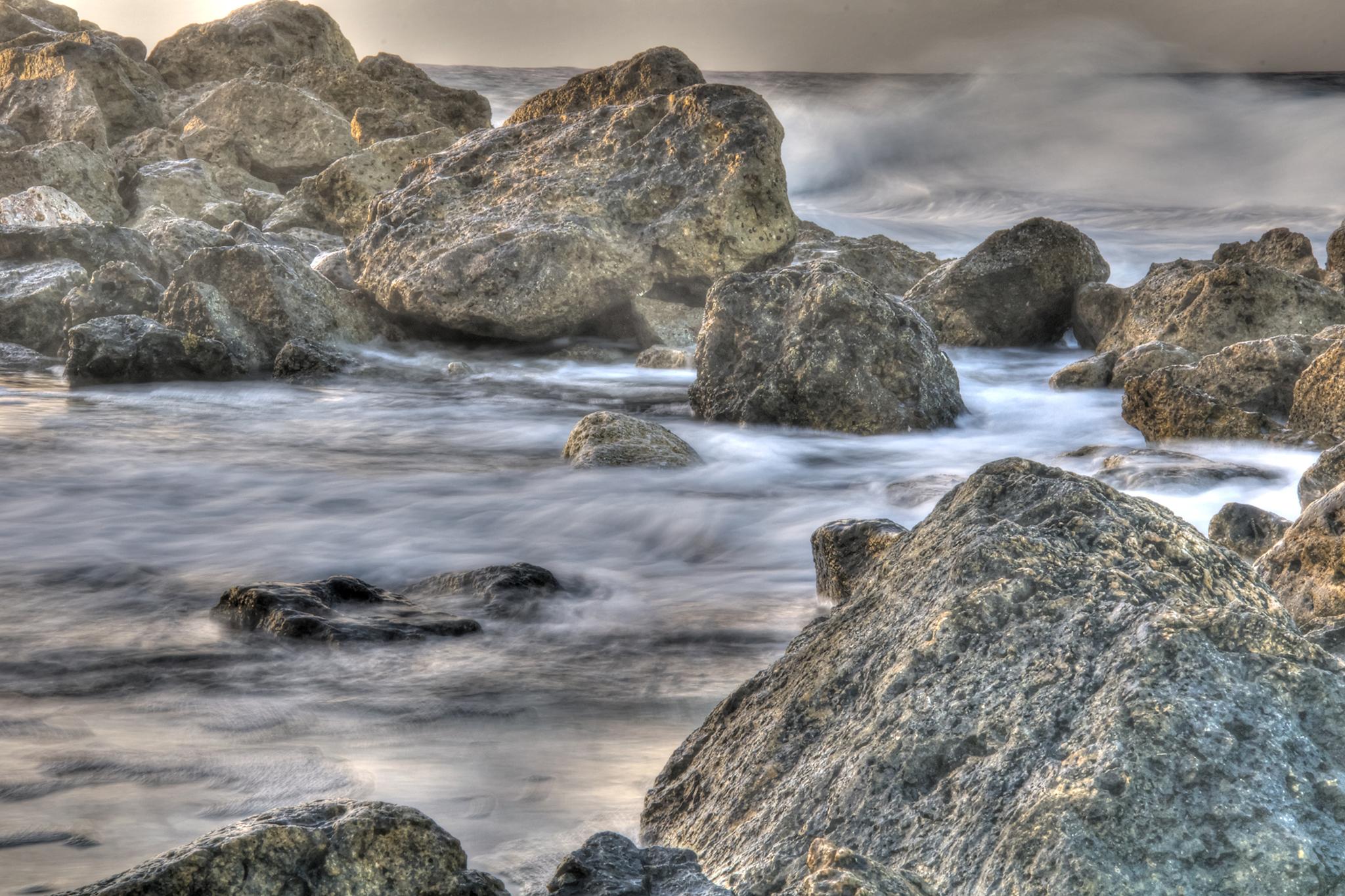 Turbulent Water