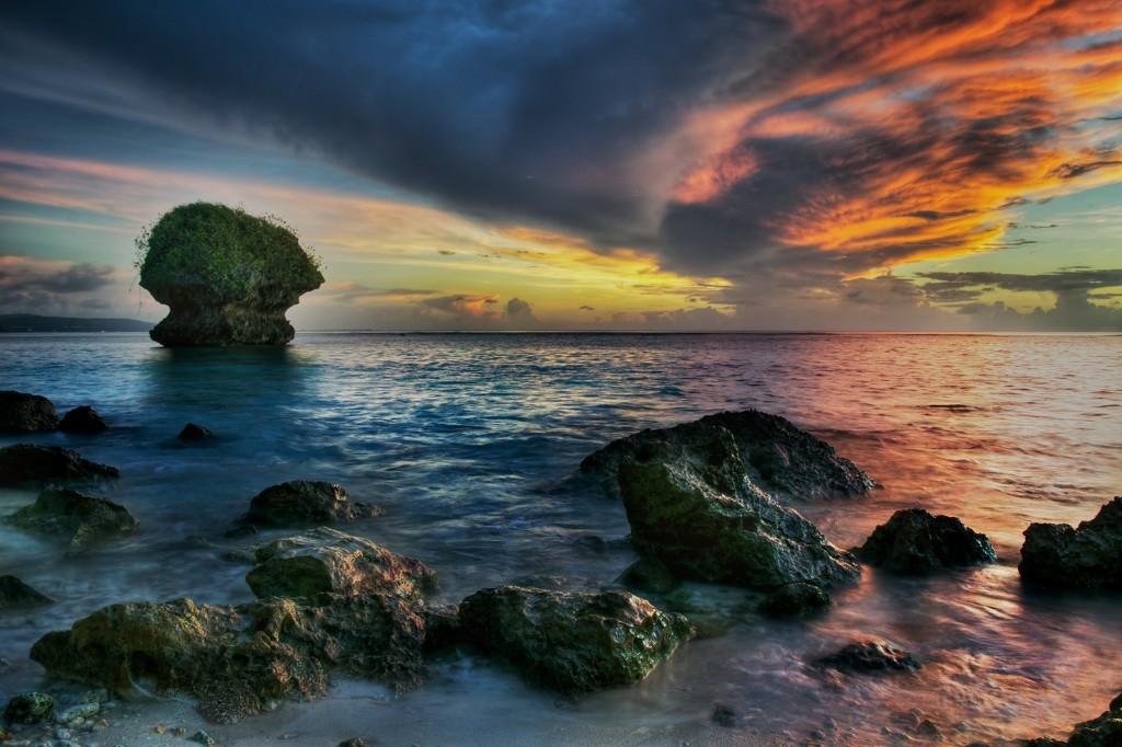 Stones Off Shore
