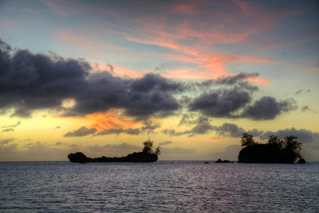 Apaca Point Islands