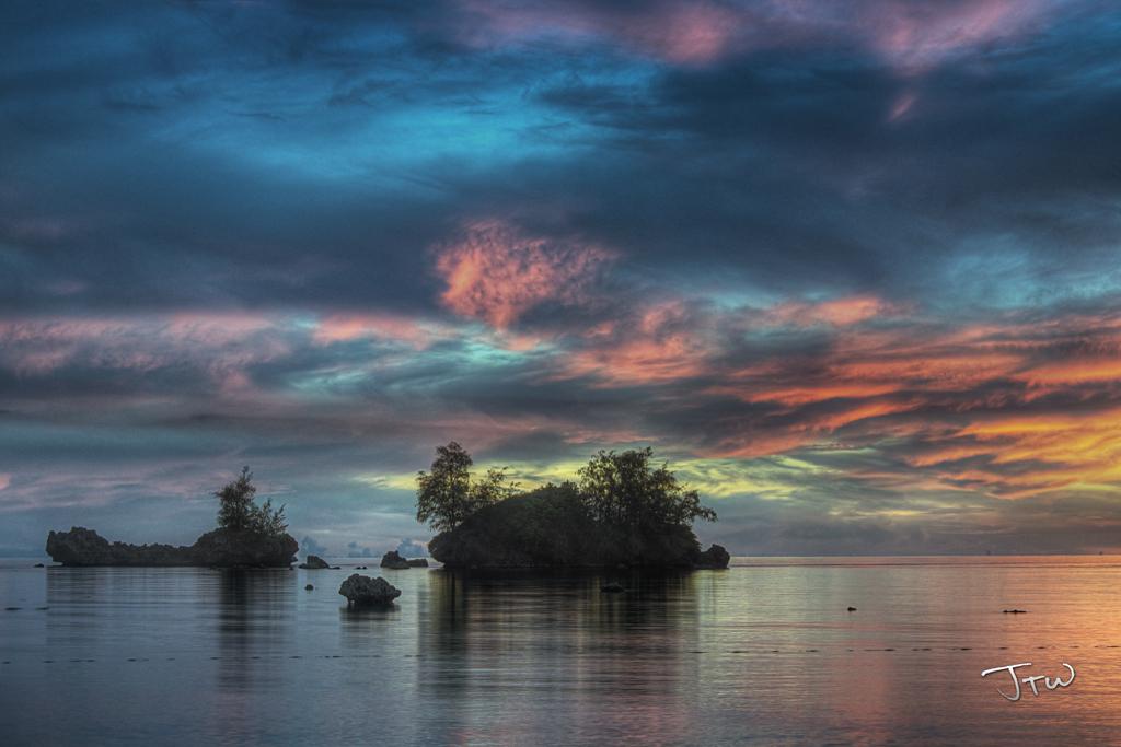 Apaca Point Islands (Sept 2012)