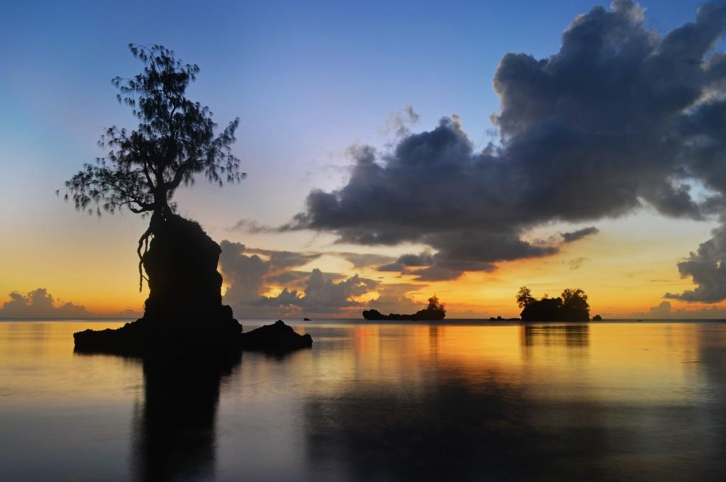 Apaca Point Sunset