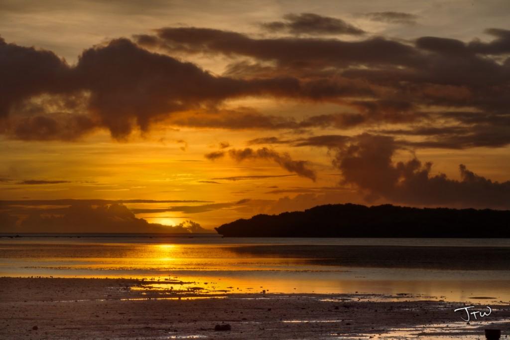 Agat Sunset
