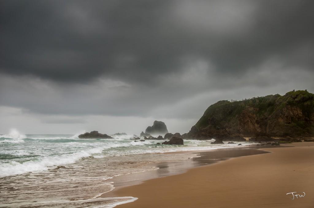 Surf Beach Narooma, Reprocessed