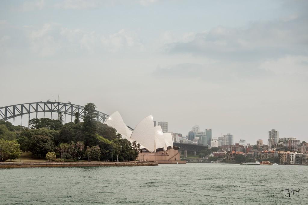 Sydney Harbor, Reprocessed