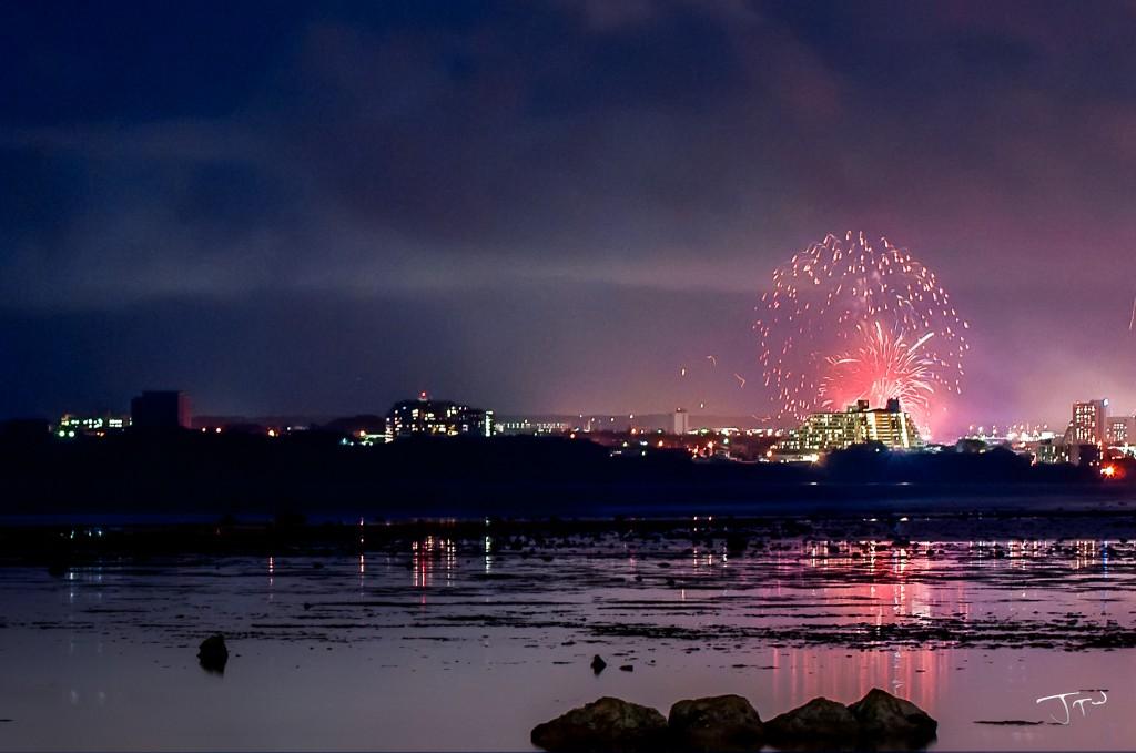 NYE2014 Fireworks