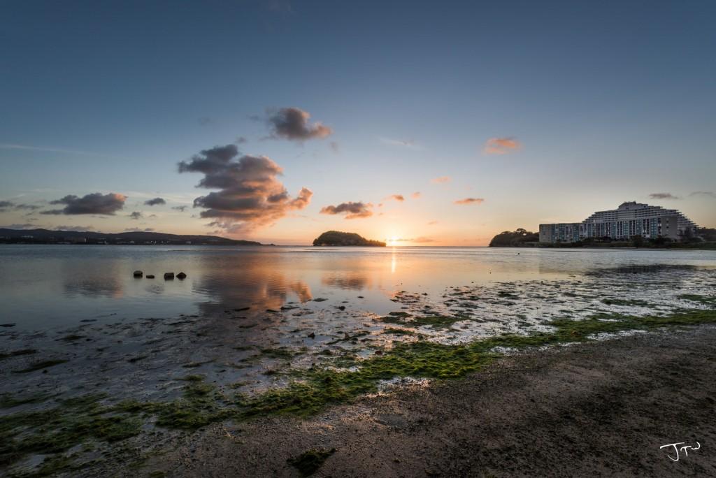 Alupang Cove Sunset