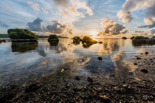 Pago Bay Sunrise