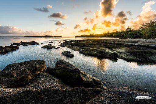 Achang Reef Flat