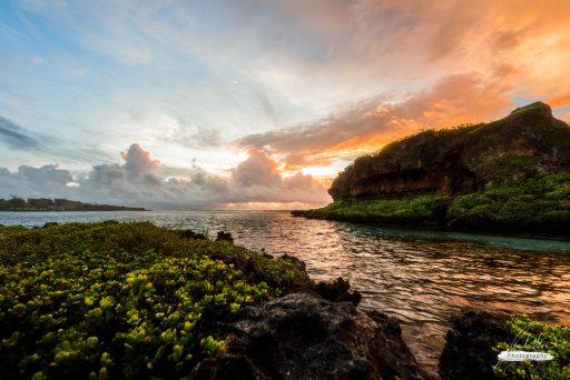 Asgon Point Sunrise